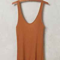 Lacausa Ribbed Scoop Tank