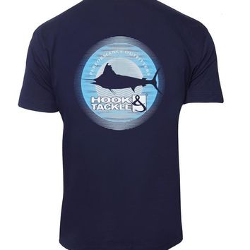 Men's Planet Marlin Premium T-Shirt
