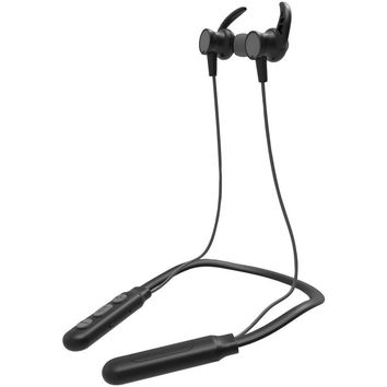 Iessentials Flex Neck Band Sport Series Bluetooth Earbuds With Microphone (gray) IENBTEFXGRY