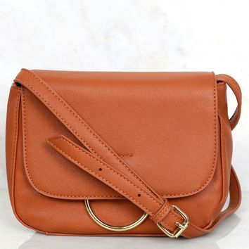 The Everywhere Shoulder Bag Camel