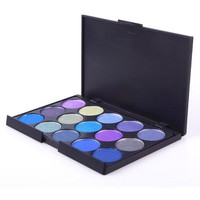 15 Color Pro Ultra Shimmer Eyeshadow...