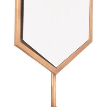 Bee Mirror 1 Gold