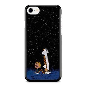 Calvin And Hobbes Iphone 8 Case