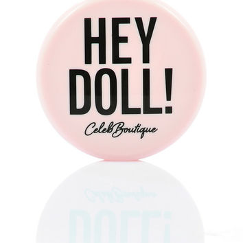 Gifts : Compact Mirror Hey Doll