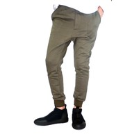 Essential Knit Jogger Pant | Green