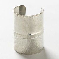 Qasida Cuff by Made Silver One Size Jewelry