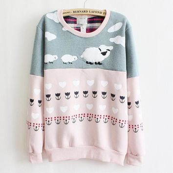 Best Sheep Sweater Products On Wanelo