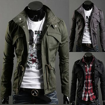 Military Style Winter Jackets