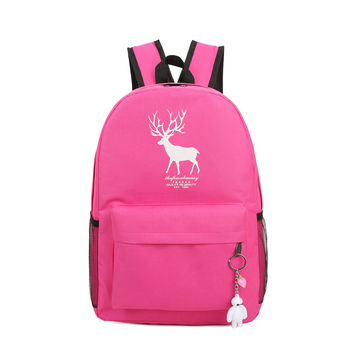 Women Backpack Casual Youth Nylon Backpacks for Teenage Girls Female Shoulder School Bag Bagpack rucksack mochila sac a dos New