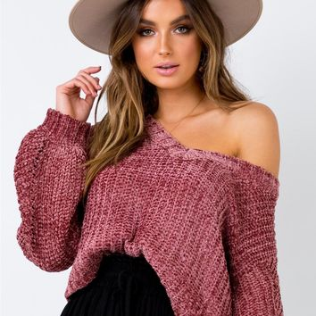 Somedays Lovin | Sweet Skies Chenille jumper | Princess Polly