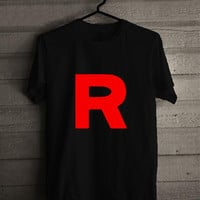 Team Rocket For Man And Woman Shirt / Tshirt / Custom Shirt