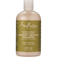 SheaMoisture Bamboo & Maca Root Resilient Growth Shampoo