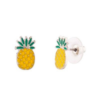 Pinneapple Earrings