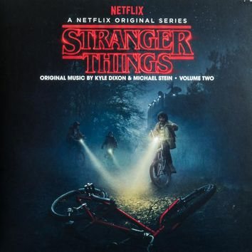 Stranger Things Deluxe Edition LP Volume 2