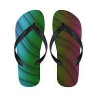 wave d04 Flip Flops for Men/Women (Model 040) | ID: D2743830