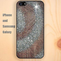 Shining sand Silver colorful iphone 6 6 plus iPhone 5 5S 5C case Samsung S3,S4,S5 case Ipod Silicone plastic Phone cover Waterproof