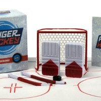 Finger Hockey: No Poke Checking!