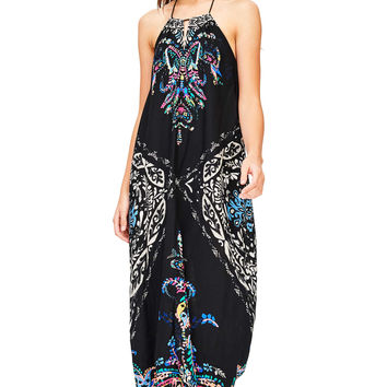 Glow Light Maxi Dress