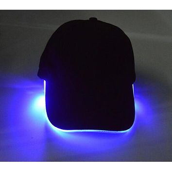 Tagre™ Light Up Baseball Cap +Free Gift Necklace
