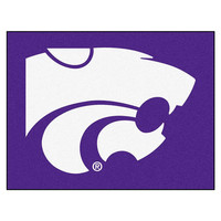 Kansas State Wildcats NCAA All-Star Floor Mat (34x45)