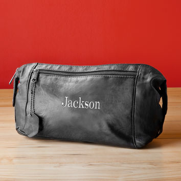 Personalized Travel Dopp Bag - Personalized Travel Kit