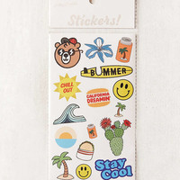 Valley Cruise Press Sticker Pack | Urban Outfitters