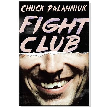 Fight Club Paperback Book