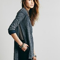 We The Free Womens Docklands Pullover - Washed Grey