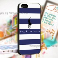 Polo Ralp Laurent - Print On Hard Case iPhone 5 Case