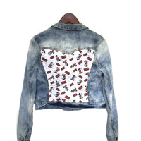 Mickey Mouse Jacket, Denim (Disney).