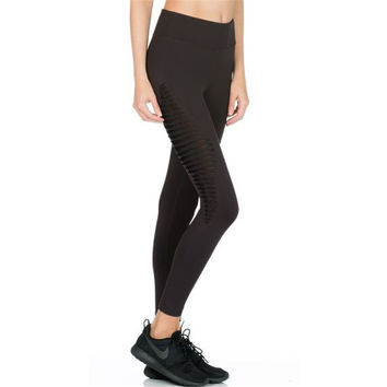 Women's Fashion Yoga Casual Sports Gym Pants [9632541455]