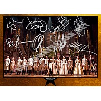 Hamilton Broadway Signed Photos