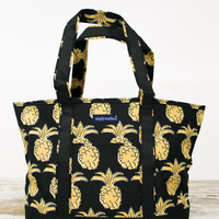 LuLu Pineapple Boat Bag/ Simply Southern