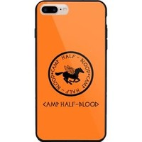 Best Camp Half Blood iPhone 6 6s 7 8 X Plus SE Print On Hard Case