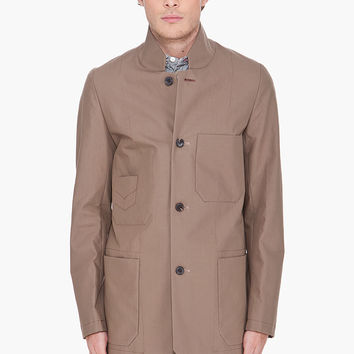 Paul Smith Beige Workwear Jacket