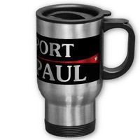 I support Ron Paul Mug from Zazzle.com