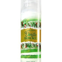 Bath & Body Works Shea Swirl Lotion Vanilla Bean Noel