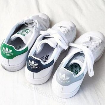 Adidas Old Skool Casual Stan Smith Print Sport Sneakers Sport Shoes