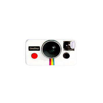 Back to School Sale, Cool iPhone 4 case, gadget cover, polaroid camera cell phone case for photographers