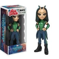 Funko Rock Candy: Guardians of the Galaxy 2 Mantis Toy Figure