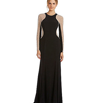 Xscape Beaded Gown | Dillards.com