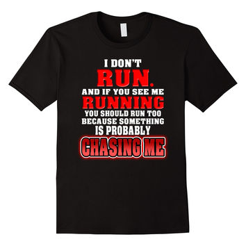 PREMIUM Running Funny Quote T-shirt | ON SALE