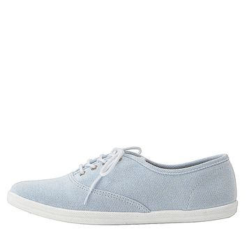 tennishod - Unisex Denim Tennis Shoe