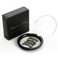 Magnetic eyelashes with 3 magnets handmade 3D/6D magnet lashes