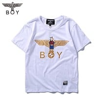Trendsetter Boy London Women Men Fashion Casual Shirt Top Tee