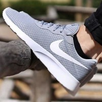 Nike TANJUN  Run Ultra Sports shoes Grey