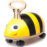 Toy Car Kids First Ride' n Roll - Bee PERFECT for Toddlers