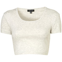 Crop Tee - Topshop USA
