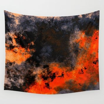 Digital art 6 Wall Tapestry by Lionmixart