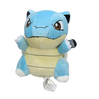30cm Pokemon Blastoise Plush Toy Anime Cute Mini Turtle Blastoise Stuffed Toy Doll For Birthday Christmas Gift